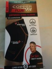 Copper Fit Compression Knee Sleeve Unisex X-large
