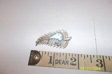 Antique Vintage Jewellery New Zealand Kiwiana Paua Shell Sterling Silver brooch