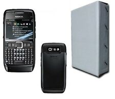 Nokia E71 BLACK Mobile - QWERTY ! With WIFI & 3G ! Original - In Plain Box