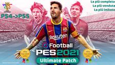 AGGIORNAMENTO PATCH Pro Evolution Soccer PES 2021 PS4 / PS5 STAGIONE 2022