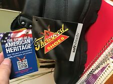 Thorogood Uniform Softstreets Postal Boots 834-6342 size 10 1/2 W