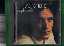 JACK BRUCE - SONGS FOR A TAILOR CD APERTO NON  SIGILLATO
