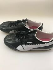 Nwt Puma Golf Women's Shoes Black/White New Never Used Sz 9.5