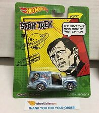 Custom '52 Chevy * Star Trek Pop Culture Hot Wheels * F21
