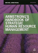 Armstrong's Handbook of Strategic Human Resource Management: By Armstrong, Mi...