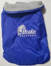 Ncaa Drake Bulldogs All Weather-Resistant Protective Dog Outerwear - Xsmall