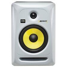 KRK RP6G3 ROKIT 6 Active Home Recording Studio Monitor Speaker Single White