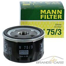 Mann-Filter filtro aceite para ligier Ambra 0.5 be up 0.5 Nova 500 650
