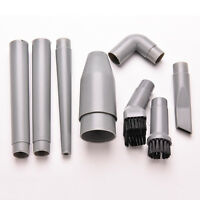 Multifunctional Car Vacuum Cleaner 9 Nozzle Sets For 32/35 Caliber AccessoryTDCA
