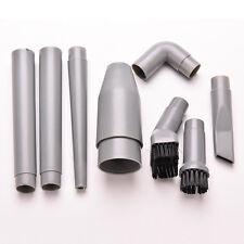 9 Boquillas Set Multifuncional Aspiradora Coche para accesorios de calibre 32/35 Z