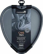 Master Class Heart Shaped Cake Tin 26x24cm - KCMCHB24