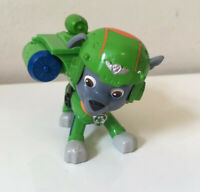 Paw Patrol Air Rescue ROCKY Pup Pack Figure VHTF