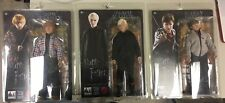HARRY POTTER  12 inch action figure LOT OF 3 - Harry, Draco, Ron - NEW, SEALED