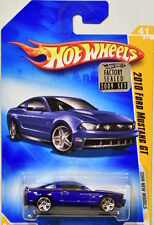 Hot Wheels 2001 Ferrari 456m #166 azul
