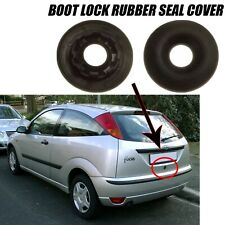 Rear Tail Boot Lock Rubber Ring Seal Key Hole Cover For FORD FOCUS MK1 1100354
