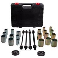 Universal Press Pull Sleeve Kit Bush & Bearing Removal and Install Tool Set QZ