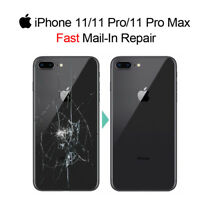 iPhone 11/11 Pro/11 Pro Max Laser Back Glass Repair Service