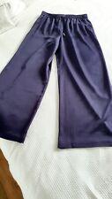 Ted Baker PENTELA Wide leg jogger/trouser size 4 UK 14, BNWT NAVY🌈