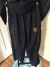 PRO EDGE IRISH NOTRE DAME collegiate licensed products JOGGING TRACK SUIT M NWTS