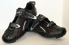 Louis Garneau Men's  HRS-80  Road Bicycle Shoes Size 11.5 US, 43 EU Black
