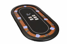 Juegos de cartas de color principal negro de póker