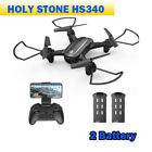 Holy Stone HS340 FPV Mini Drone with 720P Wifi Camera for RC Quadcopter 3D Flips