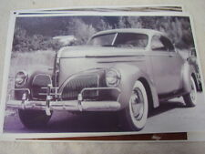 1940  STUDEBAKER  PRESIDENT COUPE 11 X 17  PHOTO  PICTURE