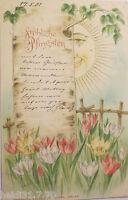 """""""Pfingsten, Tulpen, Sonne"""" 1902 ♥ (22117)"""