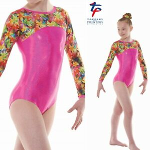 TAPPERS AND POINTERS GYMNASTICS LEOTARD - GYM 51