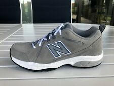 New Balance 608V3 Gray Suede Athletic Sneakers Shoes Men's Size 11 D NEW