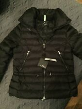"RALPH LAUREN RLX LADIES ALTA DOWN COAT/ JACKET POLO BLACK SIZE- Small 20""chest"