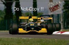 Christian Fittipaldi Minardi M192 F1 saison 1992 Photographie 2