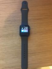 Apple Watch Series 3, Cellular, 38mm, GPS, Aluminium case, Sport band. Brand new