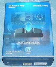 XM Dock & Play Home Kit Sirius XM Model XADH1 Home Satellite Radio Receiver New