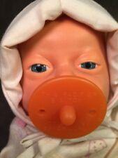 "14"" Realistic Baby Doll Girl Lifelike Newborn Vinyl Anatomically Correct"