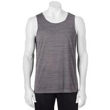 XL Tank Top FILA T-Shirt Mens Castle Grey New