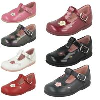 Girls Startrite T-Bar Smart Casual Shoes 'Tilly'