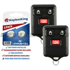Fits 1998-2011 Ford Ranger Keyless Entry Remote Car Key Fob CWTWB1U345 2x