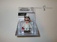 Jakks Pacific World of Nintendo DR. MARIO 2.5in. Figure New 2017 NIB