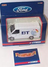 Ford Transit Van British telecom 1-43 mib ltded