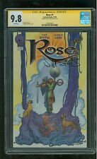Rose #1 CGC 9.8 SS - Signed by Jeff Smith - Cartoon Books