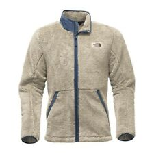 NEW The North Face Campshire Full Zip Fleece Jacket - Granite Bluff Tan - XL