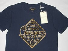 NEU*CHARLES CHEVIGNON T SHIRT*BLAU*THE REAL CHOICE*SUPPORT*ALPIN*ZX*GR: S*NEW