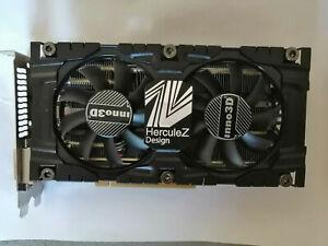 Inno3D GTX 760 HerculeZ  GF-GTX760 GDDR5-2GB