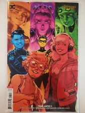 Young Justice #3 B Cover DC NM Comics Book