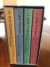 Tolkien Lord of the Rings Paperback Box Set