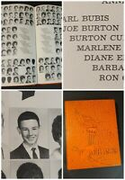 The Guess Who Burton Cummings 1963 High School Yearbook Rare Canadian School