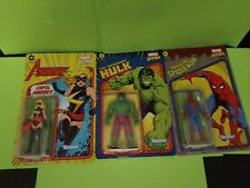 Lot #1 Of Three Marvel Legends Action Figures