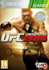 UFC Undisputed 2010 Classics ( XBox 360 ) NUOVO