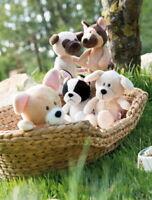 NICI Auswahl Plüsch Schlenker 20cm Dog Friends